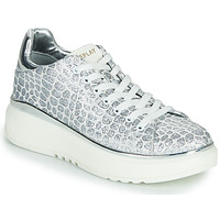 Chaussures Femme Baskets basses Replay ULTRA NACHT Blanc / Gris