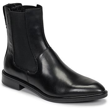 Chaussures Femme Boots Vagabond FRANCES Noir