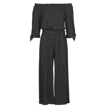 Vêtements Femme Combinaisons / Salopettes Lauren Ralph Lauren VANDRIN Noir