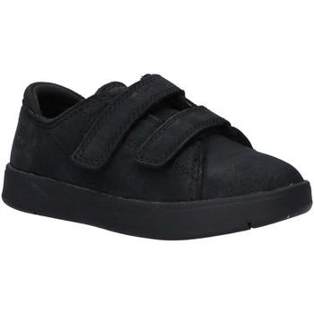 Chaussures Garçon Baskets basses Timberland A27WD DAVIS Negro