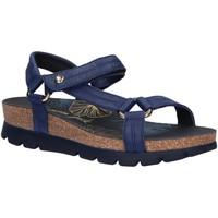 Chaussures Femme Sandales et Nu-pieds Panama Jack SANDRA NACAR B3 Azul