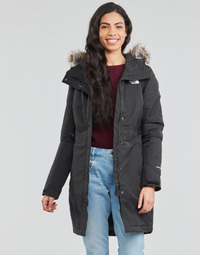Vêtements Femme Parkas The North Face W RECYCLED ZANECK PARKA Noir