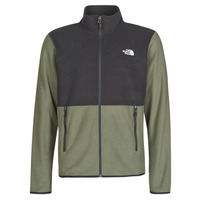 Vêtements Homme Polaires The North Face TKA GLACIER FULL ZIP JACKET TAUPE GREEN/TNF BLACK