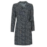 Vêtements Femme Robes courtes Le Temps des Cerises LEANE Bleu
