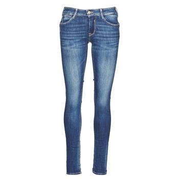 Vêtements Femme Jeans slim Le Temps des Cerises PULP Bleu
