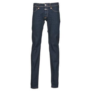 Vêtements Homme Jeans slim Le Temps des Cerises 711 APA Bleu