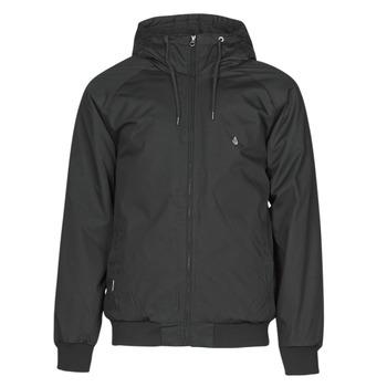 Vêtements Homme Blousons Volcom HERNAN 5K JACKET Noir