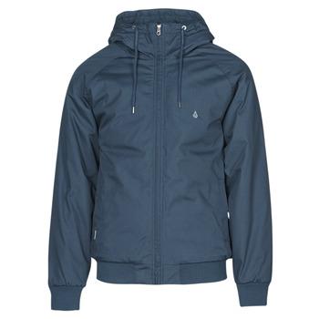Vêtements Homme Blousons Volcom HERNAN 5K JACKET Bleu