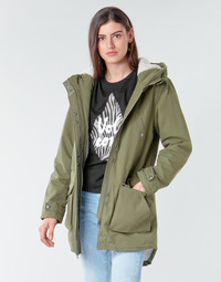 Vêtements Femme Parkas Volcom WALK ON BY 5K PARKA Vert