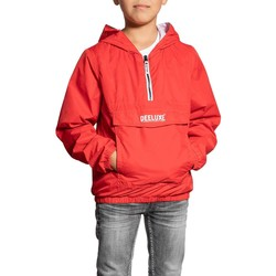 Vêtements Garçon Vestes Deeluxe Veste ELECTRIC Red
