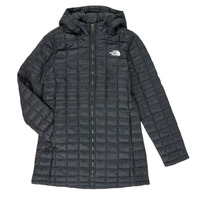 Vêtements Fille Doudounes The North Face THERMOBALL ECO PARKA Noir