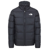 Vêtements Enfant Doudounes The North Face REVERSIBLE ANDES JACKET SUMMIT Noir