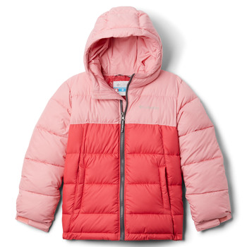 Vêtements Fille Doudounes Columbia PIKE LAKE JACKET Rose