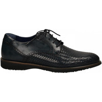 Chaussures Homme Derbies Edward's MEDUSA FORATO BAROLO blu