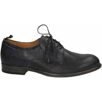 Chaussures Homme Derbies Antica Cuoieria OYSTER STAMPATO abisso