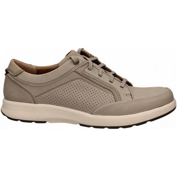 Chaussures Homme Baskets basses Clarks UN TRAIL FORM stone