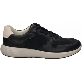 Chaussures Homme Baskets basses Ecco SOFT 7 RUNNER M night-sky