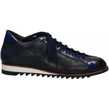 Chaussures Homme Baskets basses Edward's PIRATA PELLE ICARO sky