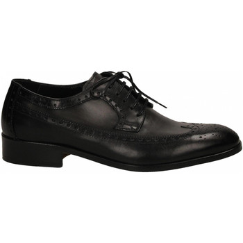 Chaussures Homme Derbies Edward's LATINO SACCHETTO BAROLO nero