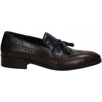 Chaussures Homme Mocassins Edward's LATINO SACCHETTO BAROLO testa-di-moro