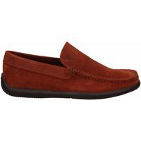 Chaussures Homme Mocassins Frau CASTOROpunz rust