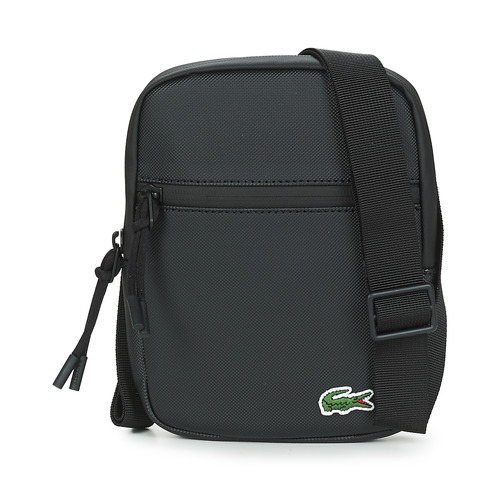 Sacs Homme Pochettes / Sacoches Lacoste LCST SMALL Noir