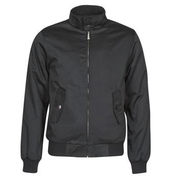 Vêtements Homme Blousons Harrington SINATRA Noir