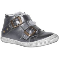 Chaussures Fille Baskets montantes Little Mary JINNY gris