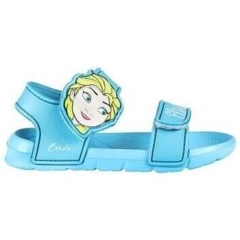 Chaussures Fille Sandales et Nu-pieds Cerda 2300003813 Niña Azul bleu