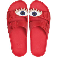 Chaussures Sandales et Nu-pieds Cacatoès OLHOS <br> RED</br> Rouge