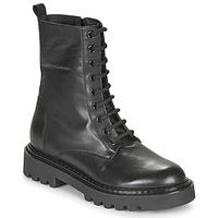 Chaussures Femme Boots Tosca Blu SF2028S547-C99 Noir