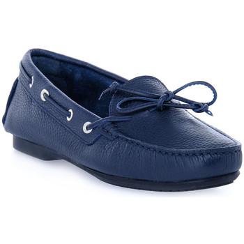 Chaussures Femme Mocassins Frau BRIO BLU Blu