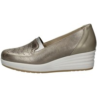 Chaussures Femme Mocassins Florance 14634-2 TAUPE