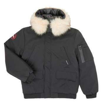 Vêtements Garçon Blousons Redskins MIAMI Noir