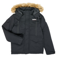 Vêtements Garçon Parkas Redskins JKT Noir
