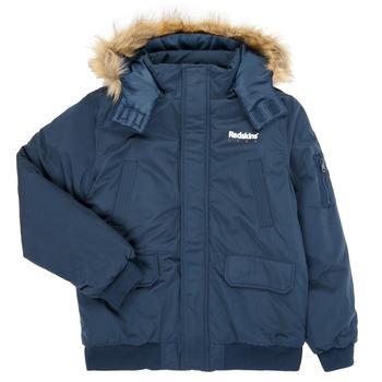 Vêtements Garçon Blousons Redskins JKT-480400 Marine