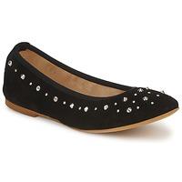 Chaussures Femme Ballerines / babies Meline LUSON Noir