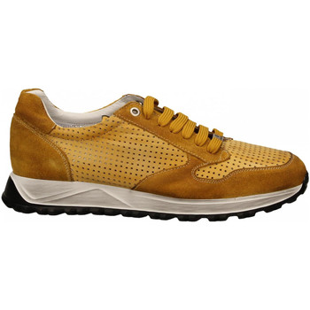 Chaussures Homme Baskets basses Exton ANT ocra