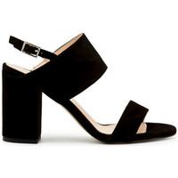 Chaussures Femme Sandales et Nu-pieds Made In Italia - favola Noir