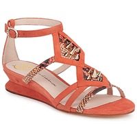 Chaussures Femme Sandales et Nu-pieds House of Harlow 1960 CELINEY Corail