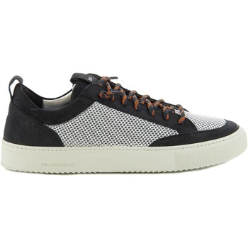 Chaussures Homme Baskets basses P448 SOHO M baskets homme blanc blanc