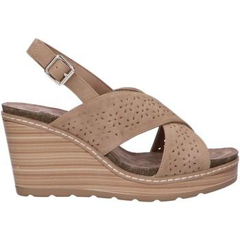 Chaussures Femme Espadrilles Refresh 72206 Beige