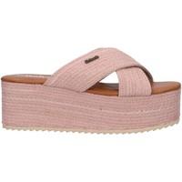 Chaussures Femme Sandales et Nu-pieds Refresh 69629 Beige