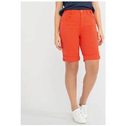 Vêtements Femme Shorts / Bermudas TBS MEJMID Orange