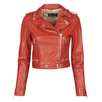 Vêtements Femme Vestes en cuir / synthétiques Oakwood KYOTO Rouge