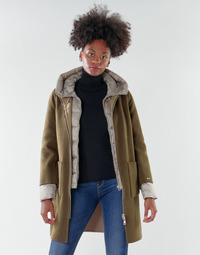 Vêtements Femme Manteaux Oakwood LILIANA BI Kaki / Beige / Taupe