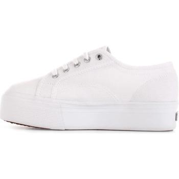 Chaussures Femme Baskets basses Superga S11181W Blanc / multicolore