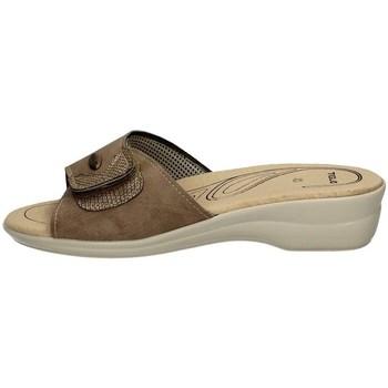 Chaussures Femme Mules Tiglio 184 BEIGE