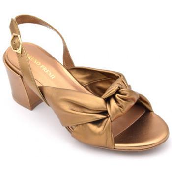 Chaussures Femme Sandales et Nu-pieds Bruno Premi bz2201x Doré