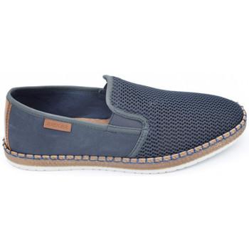 Chaussures Homme Mocassins Rieker b5265-14 Bleu